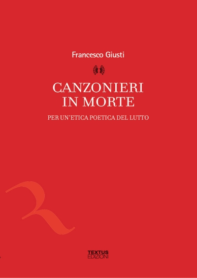 CANZONIERI IN MORTE